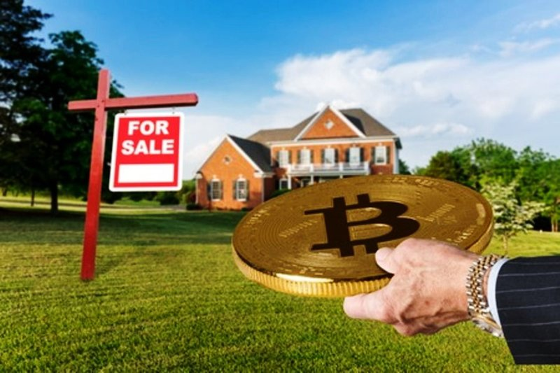 Buy a House with Bitcoin